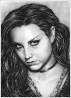Amy Lee 2 by Zindy