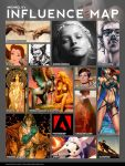 MichaelO's Influence Map by MichaelO