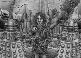 TIME WAR by Bungle0