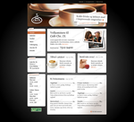 Cafe Chr. IX - Web Design by DanielRabjerg