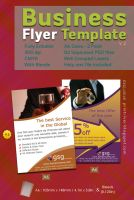 Free Business Flyer - 02 Packs by kh2838