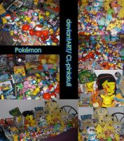 Pokemon Collection- Not For Sale by CL-Pinkskull