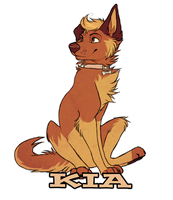 KiA by ContradictingCats