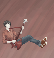 Marshall Lee by Tanuki-desu