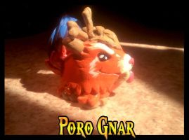 League of Poros - #120 GNAR by SophieOTTO