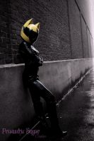 Celty Swag by AngelSpitfire08