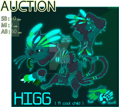 [CLOSED] [CS] AUCTION (glywers) by Shayxy-s-adopts