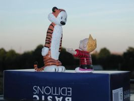 Calvin and Hobbes 2 by Kashana86