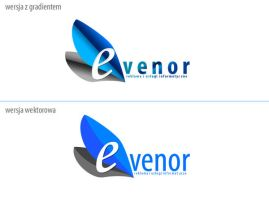 evenor.eu logotype by preskitty