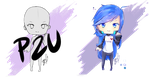 {P2U} Cheeb Base Simple (Points Only) by IsoChi
