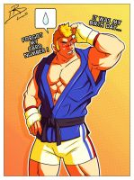 Abel Street Fighter 4 +Redo+ by leomon32