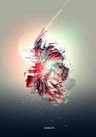 Anaglyph by X2-Glory