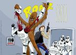 let the wookie win by mastaczajnik