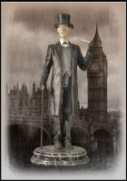 Sherlock Holmes by FarawayPictures