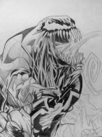 Unfinished Venom by DarioPC17