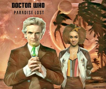 Doctor Who: Paradise Lost by Shadrach-DelMonte