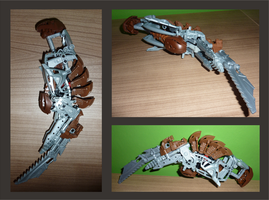 Bionicle Tool - Stone Ripper by Alex-Darkrai