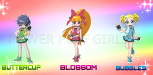 Power Puff Girls Z Wallpaper by Yanamaisarah4