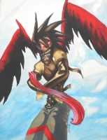 Harpies brother by Serchito