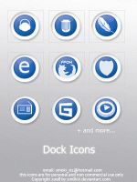 Smk dock icons by BiHclub