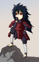 Madara Chibi by magdaxox
