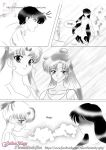 Capter 7 Page 5 (Sailor Moon Doujinshi) by SilverSerenity1983