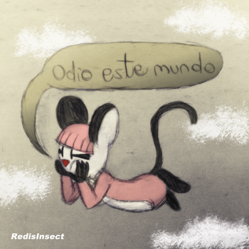 Odio (Hate) by RedisInsect