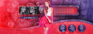 Ariana Site. by SparksOfLights