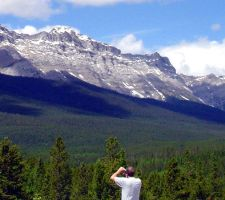 Geotripper at Canadian Rockies by Geotripper