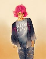 Tonks by Natello