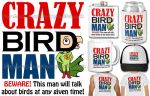 For Sale: Crazy bird man by emmil