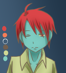 + AT: Limited Color Palette for Leenh + by Serket-XXI