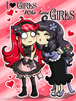 Girls Who Love Girls by OneLovelySin