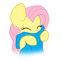 SnuggleShy - Transparent Background by MartianSketchPones