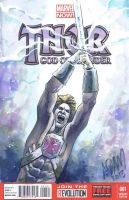 Thor / He-Man Mash-Up by ADAMshoots