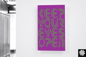 Keep Your Eyes Open by nellasgraphics