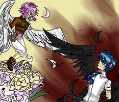 Life or Death...? HSOD Event 1 by theclassicyandere
