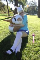 Fionna - Cuddles by PantySmarts