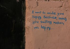 I want to make you happy... by Fedorrrz