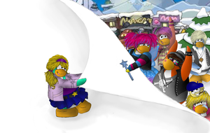 Welcome to Club Penguin by LollipopXb
