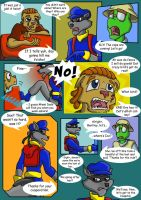 Sly Cooper: Thief of Virtue Page 38 by ConnorDavidson