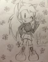 .:RQ:. Clover Flower by alishadowriter