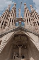 Sagrada Familia by lesogard