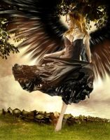 dark Angel of dream by Ka-Kind