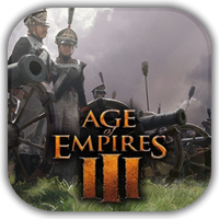Age of Empires III Game Icon 2 by Wolfangraul