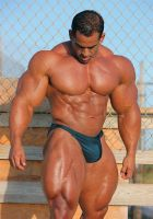 Bodybuilder 92 by Stonepiler