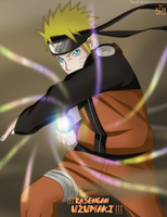 Naruto Final Rasengan Uzumaki by TheALM