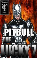 lucky 7 pitbull by RWhitney75