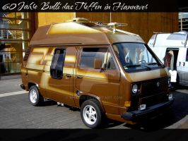 60 years VW Bulli 8 by khaoze