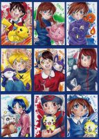 Pokespe Chars by SANACHI